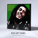 アートパネル Bob Marley ボブ・マーリー レゲエ インテリア ポスター 壁掛け グラフィック 6870