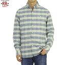 RRL ダブルアールエル ラルフローレン ワークシャツ 長袖シャツRRL Ralph Lauren Men's Work Shirts US