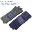 POLO Ralph Lauren The Touch Glove US ポロ ラルフローレン タッチパネル対応のニット手袋