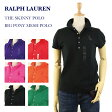 "Ralph Lauren Lady's ""SKINNY FIT"" BIG PONY Solid Color Mesh Polo Shirts USラルフローレン レディース 無地ポロシャツ ビッグポニー"