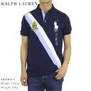 ポロ ラルフローレン カスタムスリムフィット 鹿の子 ポロシャツ エンブレム ビッグポニー刺繍 POLO Ralph Lauren Men 039 s CUSTOM SLIM FIT USA Polo Shirt US