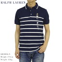 ポロ ラルフローレン カスタムスリムフィット 鹿の子 ポロシャツ ポロベアー POLO Ralph Lauren Men 039 s CUSTOM SLIM FIT POLO BEAR Polo Shirt US