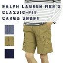 """ポロ ラルフローレン クラシックフィット カーゴショーツ ショートパンツ POLO Ralph Lauren Men's """"Classic Fit"""" Cargo Short"""