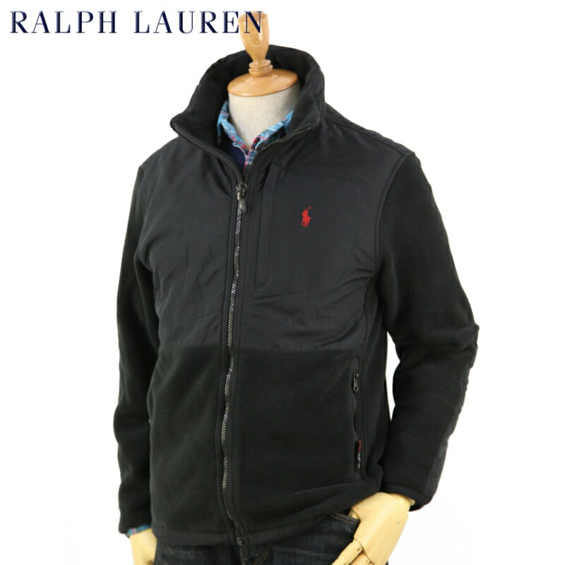 ralph lauren fleece jacket