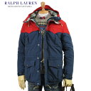 POLO by Ralph Lauren Men's 60/40 Vintage Mountain Parka US ポロ ラルフローレン メンズ マウンテンパーカー