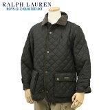 """拉尔夫·劳伦受欢迎的 孩子用的绗缝茄克(2-7)POLO by Ralph Lauren """"BOY (2-7)""""Quilted Jacket US拉尔夫·劳伦[(2-7) POLO by Ralph Lauren"""