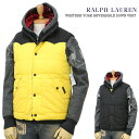 POLO by Ralph Lauren Men's Western York Reversible Down Vest USポロ ラルフローレン リバーシブル...