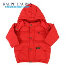 "(9M-24M) POLO by Ralph Lauren ""INFANT BOY"" Down Jacket Parka USラルフローレン (幼児)ベイビーサ..."