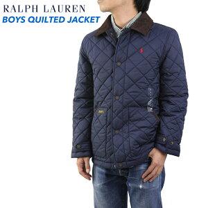 ラルフローレン ボーイズサイズ キルティング ジャケット
