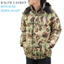 ポロ ラルフローレン ボーイズサイズのダウンジャケット POLO by Ralph Lauren Boy's Down Jacket US