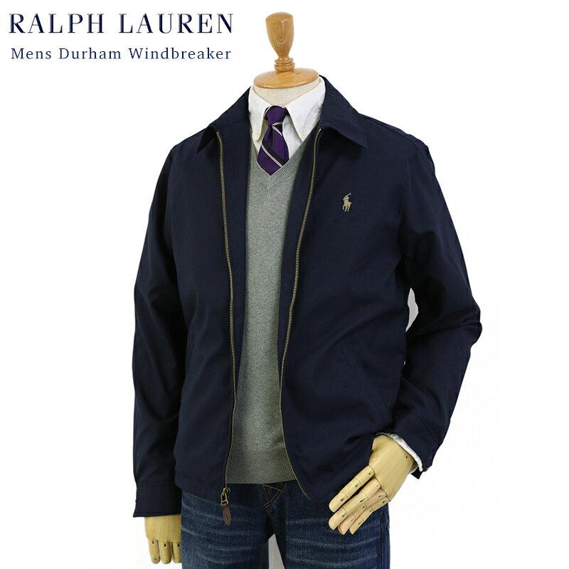 Ralph Lauren Men's Durham Windbreaker (NAVY) US ポロ ラルフローレン スウィングトップ ウインドブレーカー ジャケット