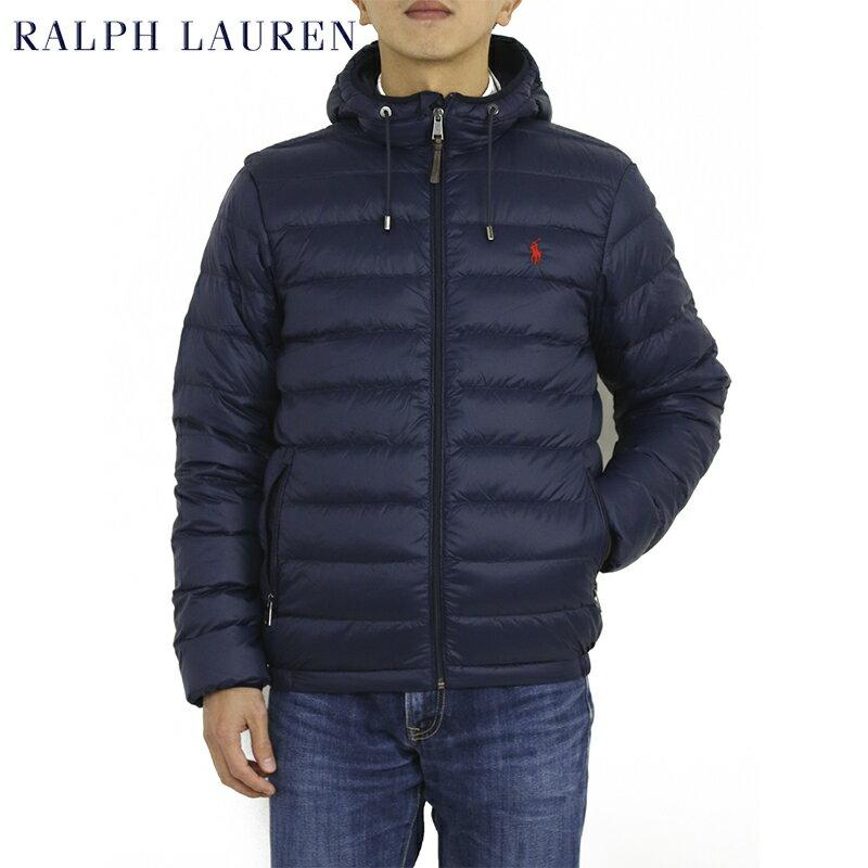 ポロ ラルフローレン パッカブル ダウンジャケット パーカー POLO by Ralph Lauren Men's Packable Down Jacket US