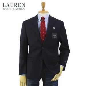 LAUREN by Ralph Lauren Men's Jacket USポロ ラルフローレン ウールサージ ブレザー ジャケット