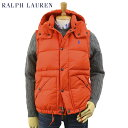 POLO by Ralph Lauren Men's Elmwood Down Vest USポロ ...