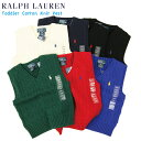 (TODDLER) Ralph Lauren Boy