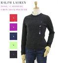 Ralph Lauren Women 039 s Wool/Cashmere Crew Sweater USラルフローレン レディース ウール/カシミア クルーネック セーター
