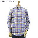 Ralph Lauren Men 039 s STANDARD Oxford B.D.Shirts US ポロ ラルフローレン オックスフォード ボタンダウン 長袖シャツ