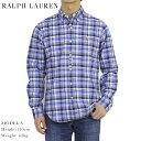 ポロ ラルフローレン オックスフォード ボタンダウン 長袖シャツ チェック POLO Ralph Lauren Men 039 s STANDARD Mad Plaid Oxford B.D.Shirts US