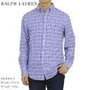 ポロ ラルフローレン 長袖 スリムフィット オックスフォード ワンポイント刺繍 ボタンダウンシャツ POLO Ralph Lauren Men 039 s SLIM FIT l/s Oxford B.D.Shirts US