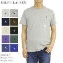 ポロ ラルフローレン メンズ 無地 クルーネック Tシャツ ワンポイント POLO Ralph Lauren Men 039 s Crew-Neck T-shirts (UPS)
