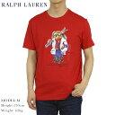 ポロ ラルフローレン メンズ SPECIAL EDITION ポロベアー Tシャツ POLO Ralph Lauren Men 039 s POLO BEAR Crew T-shirts US (UPS)
