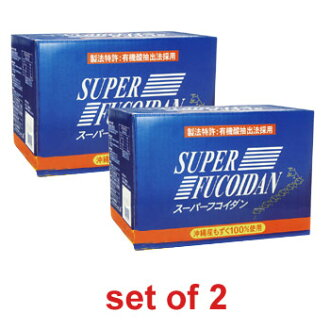 Super Fucoidan (set of 2)