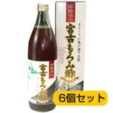 一套六枚[宫古醋醪运送/付款费用;[【】宮古もろみ酢[6本セット]]