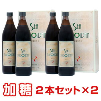 Mosque ex シーフコイダン (Dulce type) (900ml×2 this set) x 2 sets
