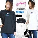【stussy レディース】 stussy women Tシャツ ロンT 長袖 Tシャツ Stussy Tetra Ls Tee (stussy tシャツ レディース ステューシー tシャツ 女性用 2992520 ストゥーシー スチューシー 2017新作)