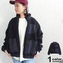 ステューシー STUSSY WOMEN ボア フリース ジャケット Convertible Sherpa Jacket レディース (stussy ジャケット アウター 218090 ストゥーシー スチューシー) 【あす楽対応】