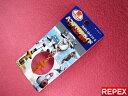 メール便OK☆函館ご当地・ハコダテ観光ガイド イカール星人 来襲中!【中空土偶 キーホルダー】☆イカ
