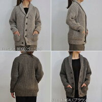 JAMESCHARLOTTE(�������ॹ��������å�)/���硼�륫�顼�����ǥ�����SHAWLCOLLARCARDIGAN(2��Ÿ��)