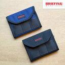 BRIEFING(ブリーフィング) / NEO WALLET-1(ネオウォレットワン) -2色展開-