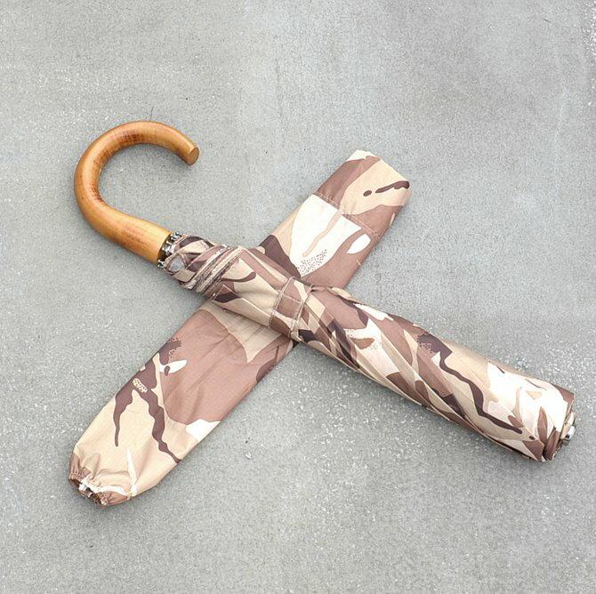FOX UMBRELLA(フォックス・アンブレラ)/ 折り畳み傘 -dessert camo- FOX UMBRELLA(フォックス・アンブレラ)