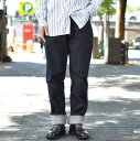 TENDER Co.(テンダー) 130 TAPERED -RINSED-