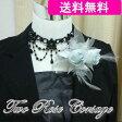 送料無料 コサージュ 卒園式 入園式 結婚式 フォーマル 子供 上品 紫 ママ 花 02P03Dec16