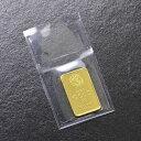 即納 インゴット 純金 K24 5g ゴールドバー INGOT 徳力/送料無料