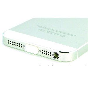 ライトニング コネクタカバー ホワイト プロテクト キャップ チェック パッケージ アイフォン