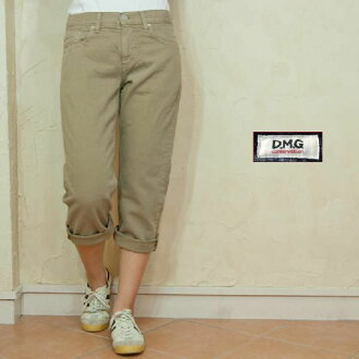 2 Pieces in the DMG Domingo House fitting OK replaced return D.M.G(Domingo) sweet weave katsuragi 5 P jeans 15-281 K-36-3