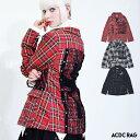 PUNKSクロスジャケット | パンク ロック ファッション...