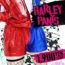 ハーレイ・クイン コスプレ 衣装 ハロウィン ハーレー・クイン スーサイドスクワッド ハーレイクイン ハーレークイン Harley Quinn メタリック メタ...