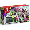 Nintendo Switch スプラトゥーン2 セット/Switch/HACSKACEA/A 全年齢対象
