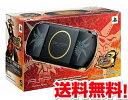 PSP「プレイステーション・ポータブル」 モンスターハンターポータブル 3rd ハンターズモデル (PSP-3000MHB) 【メーカー生産終了】