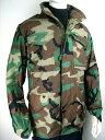【送料無料!!】US.ARMY・M-65フィールドジャケット【ウッドランドカモの1980