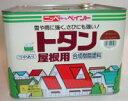 (ニッペ)トタン屋根用塗料(7リットル) 古いトタンも塗装で新品同様に!家族みんなが大喜び!!【テキサスレッド】