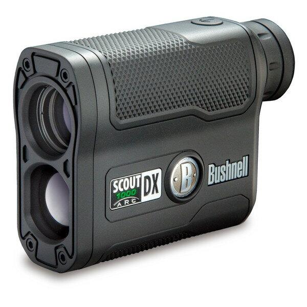 Bushnell ブッシュネル ライトスピード SCOUT1000DX(スカウト1000DX) 0.1m表示 完全防水 測定可能距離5-914m レーザー距離計