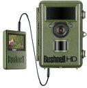 Bushnell ブッシュネル 屋外型センサーカメラ トロフィーカム ネイチャービューHDライブ 無人監視カメラ 防犯カメラ [日本正規品]