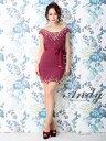 ショッピングmini Andy ドレス AN-OK2174 ワンピース ミニドレス andyドレス アンディドレス クラブ キャバ ドレス パーティードレス