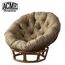 アクメファニチャー ACME Furniture WICKER EASY CHAIR_BW ウィッカー イージーチェア BW チェア 椅子【送料無料】