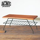 ACME Furniture ������ե��˥��㡼 BELLS FACTORY COFFEE TABLE S �٥륺�ե����ȥ �����ҡ��ơ��֥� ���⡼�� ��90cm B00A31...